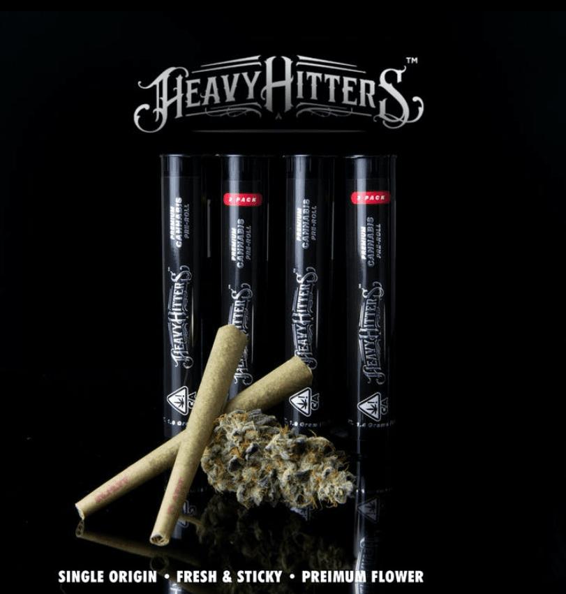 1g Premium Cannabis Pre-Roll: Mendo Breath