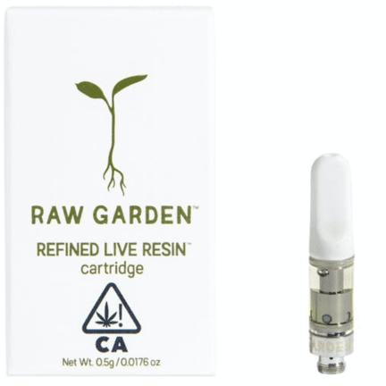 Island Wave Refined Live Resin™ 0.5g Cartridge