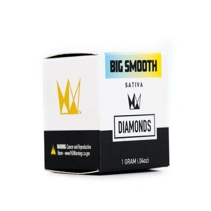 Big Smooth Diamonds