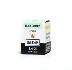 Alien Cookies Live Resin Sauce