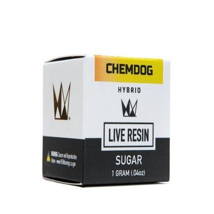 Chemdog Live Resin Sugar