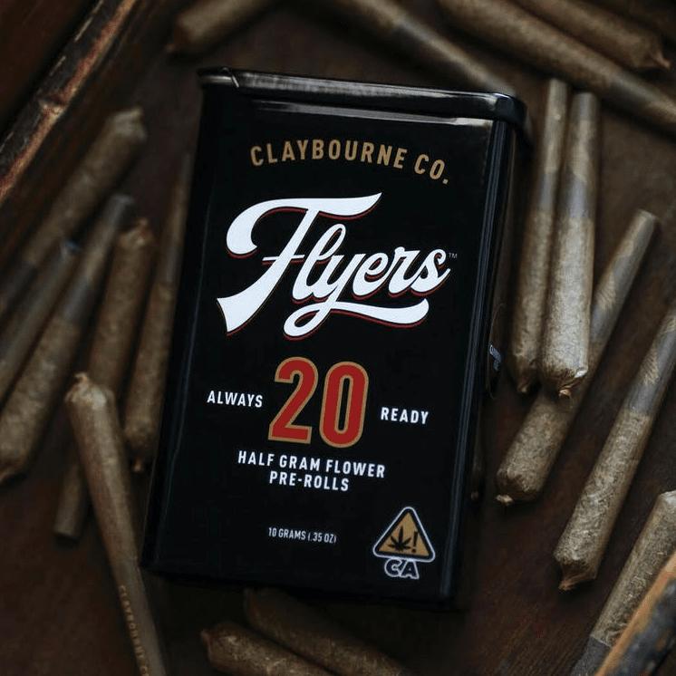 Kush Mints (10g) - Flyers 20 Pack