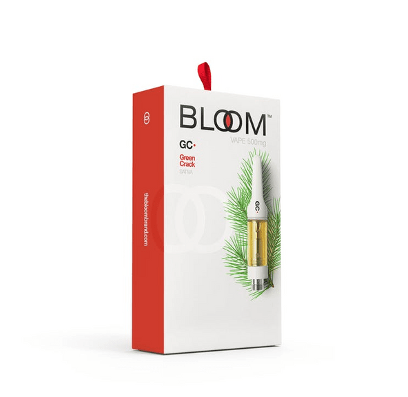 BLOOM - 1G CART - GREEN CRACK