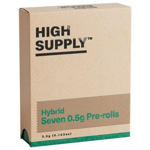 High Supply | Shorties 3.5g (7-pk) | Hybrid