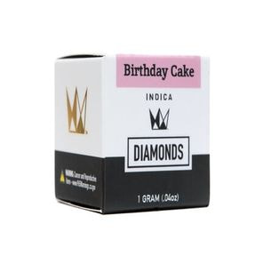 Birthday Cake Diamonds