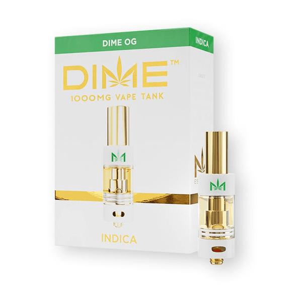 DIME 1000mg Cartridge - Dime OG