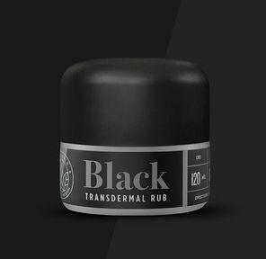 Black Transdermal Rub