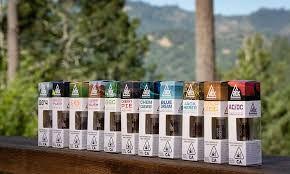 ABX Blue Tahoe OG Vape Cartridge (1 Gram)