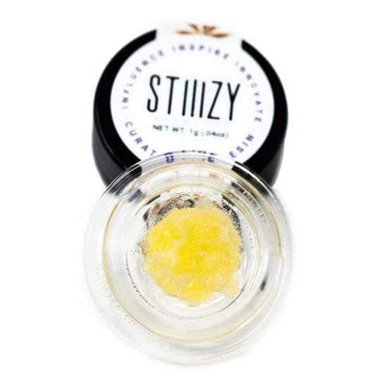 L. STIIIZY 1g Curated Live Resin - Snow Cone (H)
