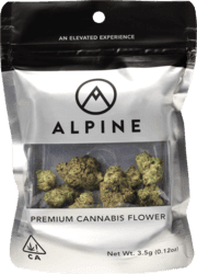 Alpine Flower - Wakanda OG 26%