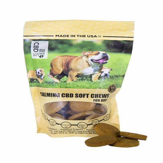 CBD Calming Dog Chews 175 mg