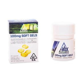 [ABX] Soft Gels - 100mg - 20ct