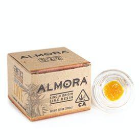Almora Farm - 1.2g Jar: Sugar: Blue Banana