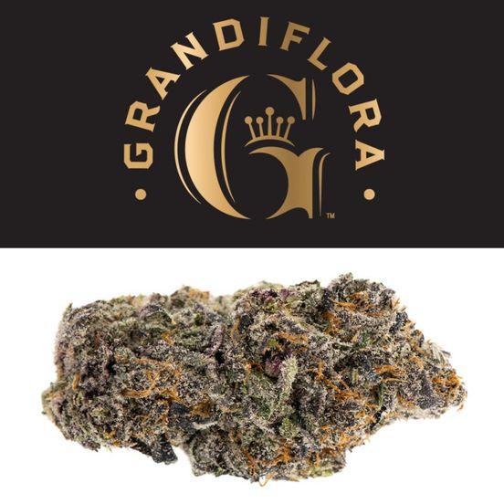 B. Cookies x GrandiFlora 3.5g Flower - 9.5/10 - YaHemi (~18% THC)
