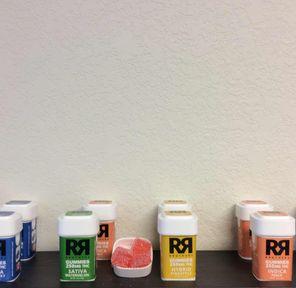 25mg Sativa Gummies by R&R