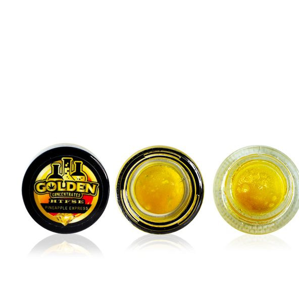 1G Caviar HTFSE by Golden Concentrates
