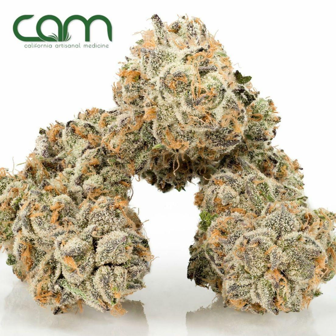 B. Cam 3.5g Flower - Quality 10/10 - Zapz (~20% THC)
