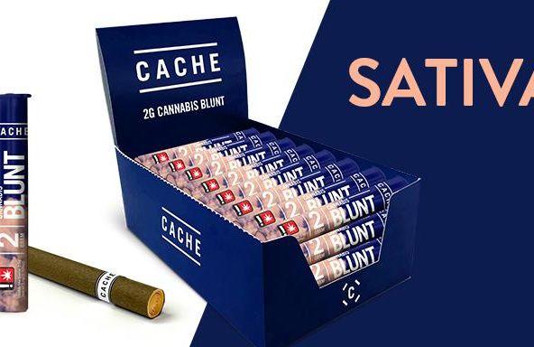 Cache - Sativa - Blunt - 2g