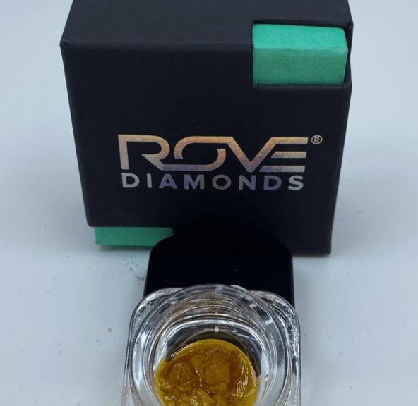 Gushers - 1g Diamonds (THC 90%) by ROVE