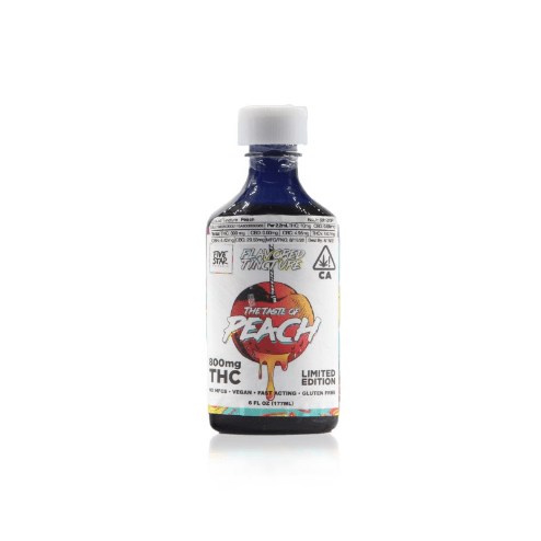 Five Star Extracts - Peach Tincture Syrup 800mg