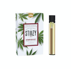 STIIIZY - Gold Battery Starter Kit