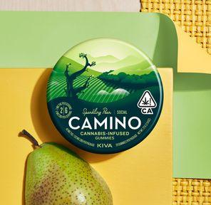 [Camino] CBD Gummies - 3:1 - Sparkling Pear (PROMO)