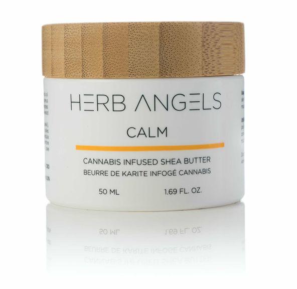 CALM 50ml THC CBD RSO Topical - Herb Angels