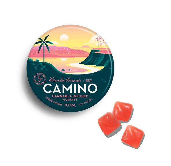 Camino Gummies (100mg) - Watermelon Lemonade (Rev Clinics)