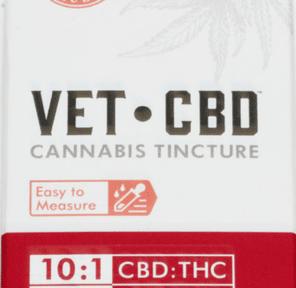 125mg - VET CBD - 10:1