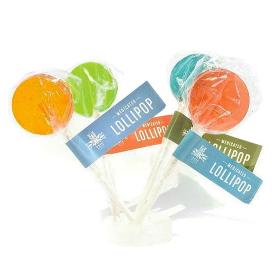 100mg Medicated Lollipop by Kush Kitchen