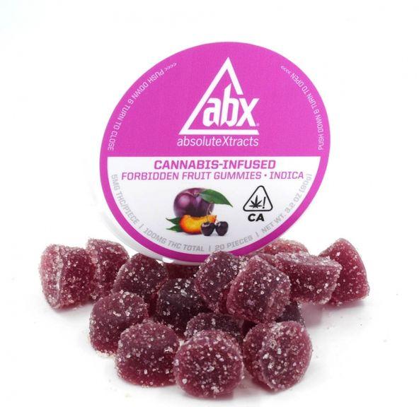 ABX Forbidden Fruit Gummies (100mg)