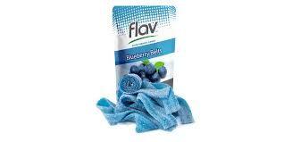 Flav Blueberry Belt 100mg
