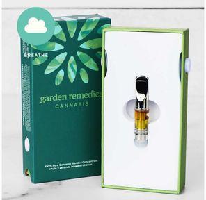 Cornbread (I) | .5g Vape Cartridge | Garden Remedies