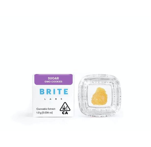 Brite Labs GMO Cookies 1g Jelly Wax 80.4%