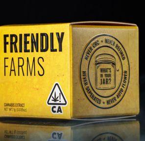 1g Dosilato Cured Resin Sauce - FRIENDLY FARMS
