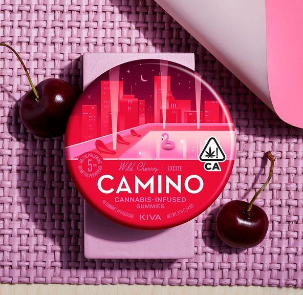 [Camino] THC Gummies - 100mg - Wild Cherry (PROMO)