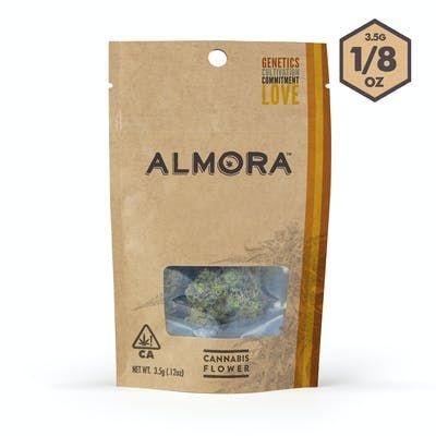 Almora Farms Kush Mountains 3.5g 28.6%
