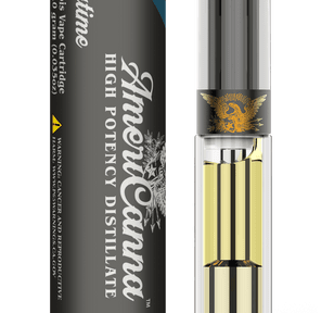 AmeriCanna Lemon Tree 1g Cartridge 90%
