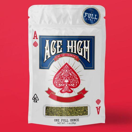 A. Ace High 28g Shake Flower - SPK (~15%)