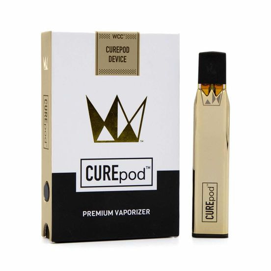 CUREpod Battery - Gold Gloss