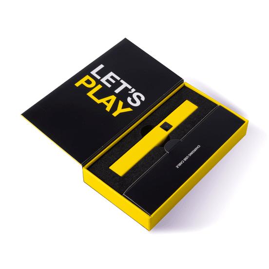PLUGplay - Yellow Battery