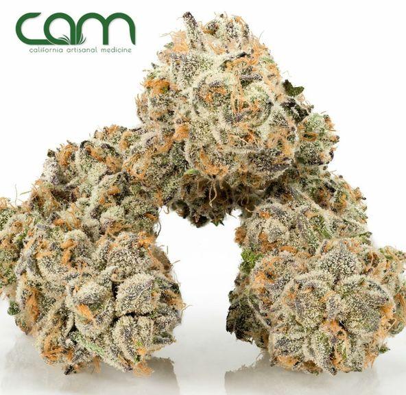 B. CAM 3.5g Premium Flower - Quality 10/10 - Gelati (~27%)