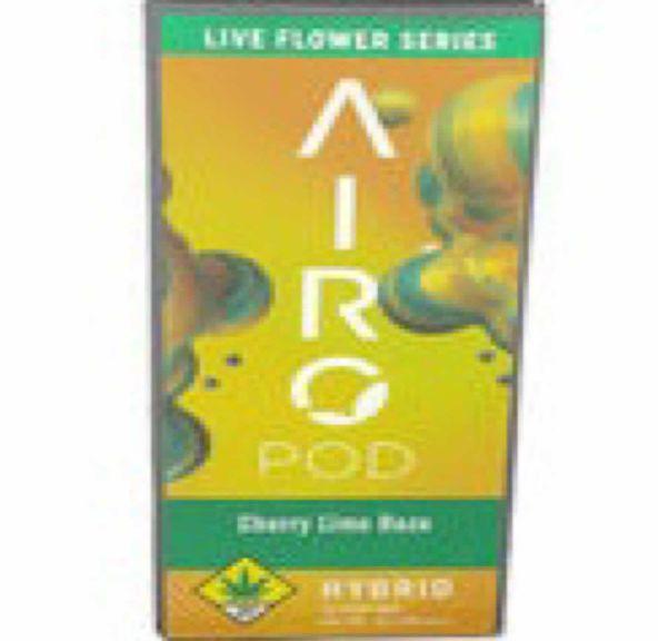 Airo Pro | Cherry Lime Haze - Live Flower Series | Sativa | Cartridge | .5g | 82.39% THC