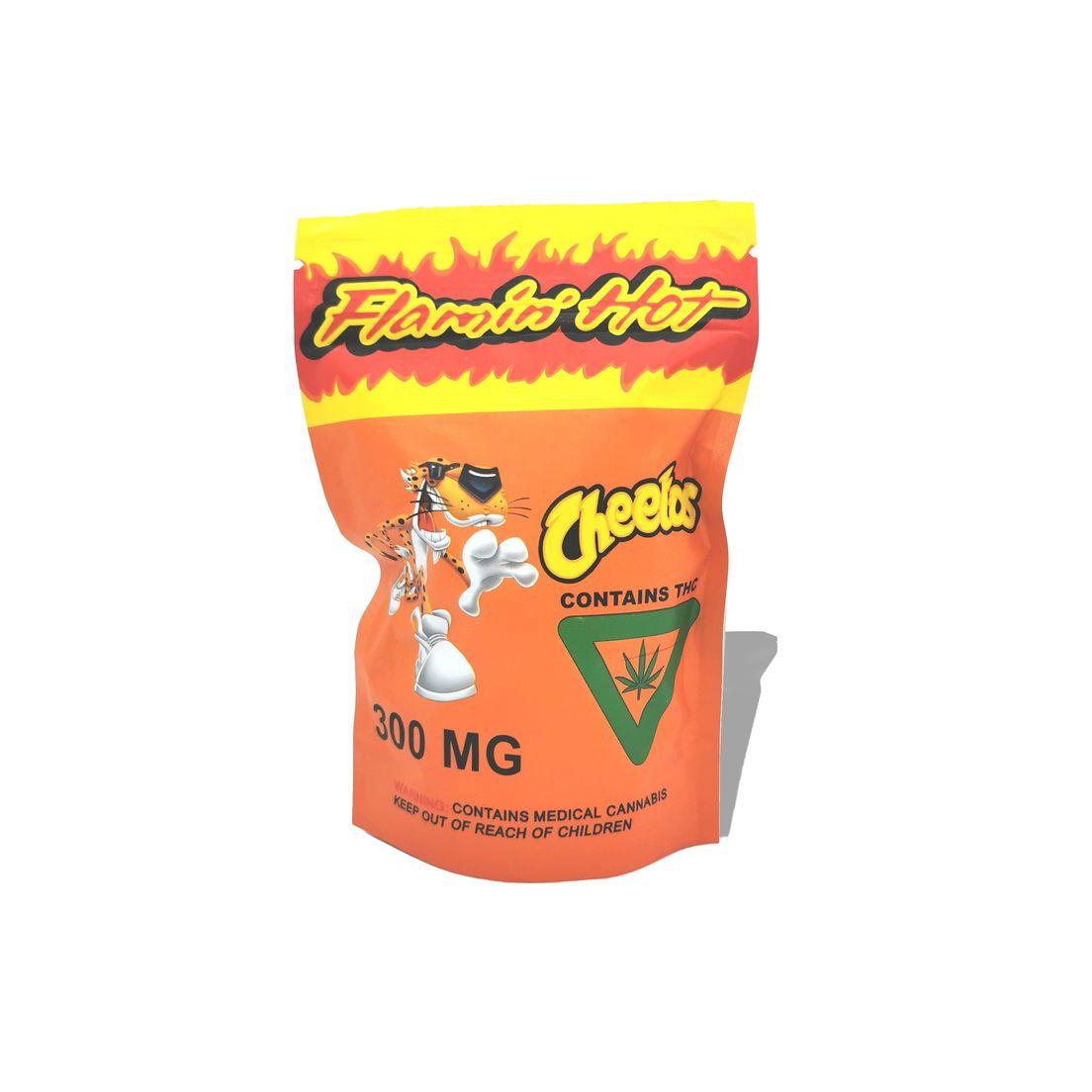 Flamin' Hot Cheetos