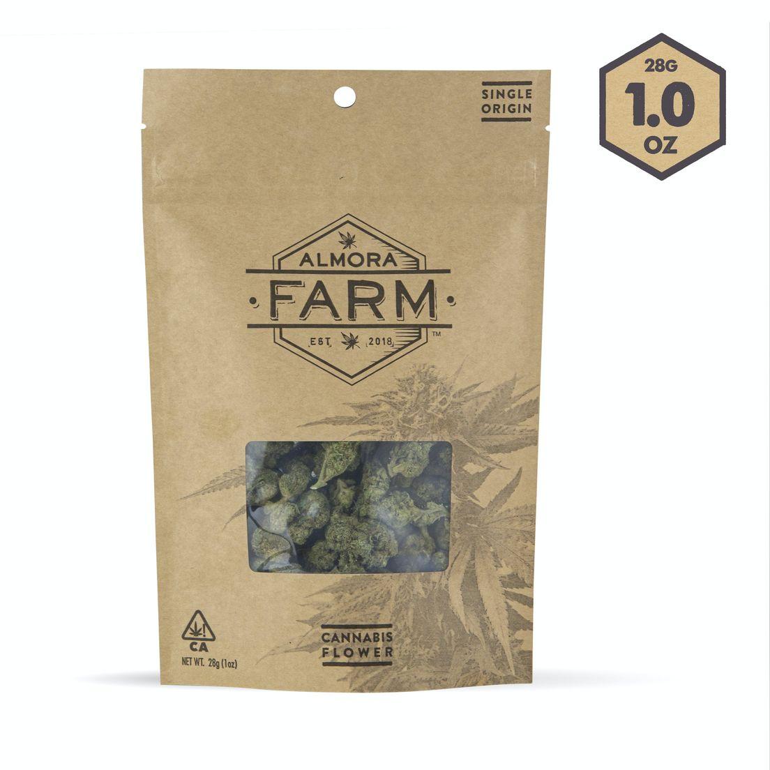 Almora Farm Sungrown 28g - Sour Berry 22%