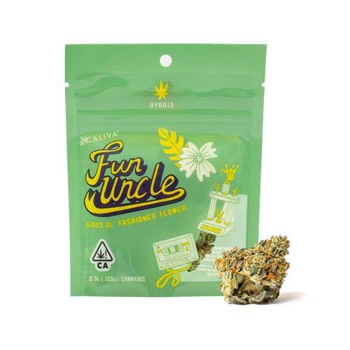 [Fun Uncle] Lemon Mint (Eighth   3.5g)