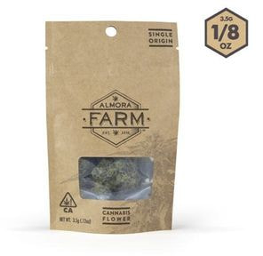 Almora Farms Do-Si-Dos 3.5g 26.7%