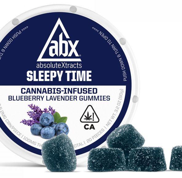 ABX Sleepytime Gummies 100mg