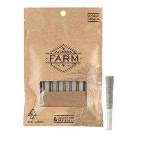 Almora Farm Kush Mints Pre Roll 6pk 3g