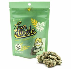 B. Fun Uncle 3.5g Flower - 8.5/10 - Jalapeno Poppers (~21% THC)